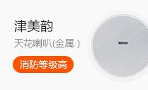 津美韵 天花喇叭CS-03A(金属)